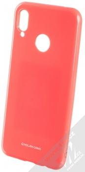 Molan Cano Jelly Case TPU ochranný kryt pro Huawei Nova 3i sytě růžová (hot pink)