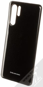 Molan Cano Jelly Case TPU ochranný kryt pro Huawei P30 Pro černá (black)