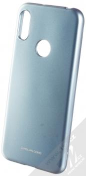 Molan Cano Jelly Case TPU ochranný kryt pro Huawei Y6 Prime (2019), Honor 8A blankytně modrá (sky blue)