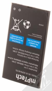 MyPhone BS-26 originální baterie pro MyPhone Maestro vzhůru nohama