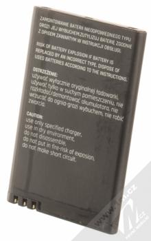 MyPhone BS-28 originální baterie pro MyPhone Halo Q zezadu