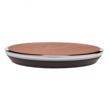 Nillkin Magic Disk III základna bezdrátového Qi nabíjení pro mobilní telefon, mobil, smartphone hnědá (brown)