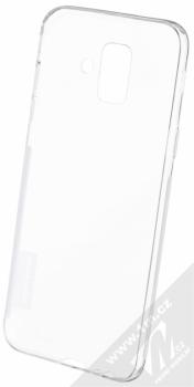Nillkin Nature TPU tenký gelový kryt pro Samsung Galaxy A6 (2018) čirá (transparent white) zepředu