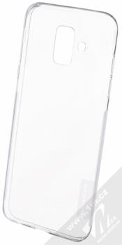 Nillkin Nature TPU tenký gelový kryt pro Samsung Galaxy A6 (2018) čirá (transparent white)