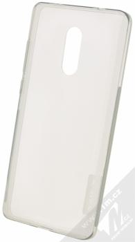 Nillkin Nature TPU tenký gelový kryt pro Xiaomi Redmi Note 4 (Global Version) šedá (transparent grey)