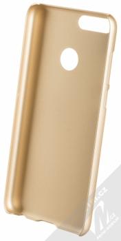 Nillkin Super Frosted Shield ochranný kryt pro Huawei P Smart zlatá (gold) zepředu