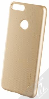 Nillkin Super Frosted Shield ochranný kryt pro Huawei P Smart zlatá (gold)