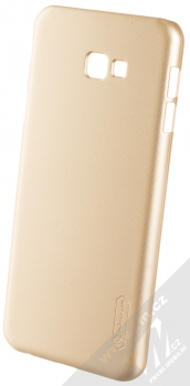 Nillkin Super Frosted Shield ochranný kryt pro Samsung Galaxy J4 Plus (2018) zlatá (gold)