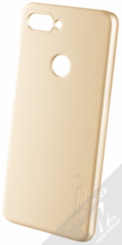 Nillkin Super Frosted Shield ochranný kryt pro Xiaomi Mi 8 Lite zlatá (gold)