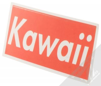 Samolepka Kawaii - Buď roztomilý 1