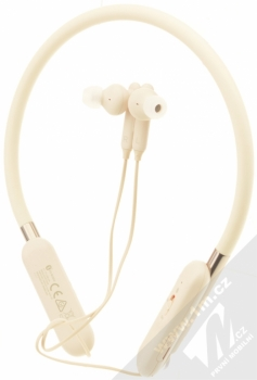 Samsung EO-BG950CW U Flex Bluetooth Stereo headset bílá (white) zezadu