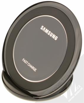 Samsung EP-WG95BBB Starter Kit originální sada stojánku pro bezdrátové nabíjení, ochranného krytu a fólie pro Samsung Galaxy S8 černá černá (black black) stojánek
