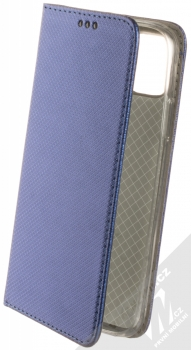 Sligo Smart Magnet flipové pouzdro pro Apple iPhone 11 tmavě modrá (dark blue)