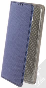 Sligo Smart Magnet flipové pouzdro pro Moto G7 tmavě modrá (dark blue)