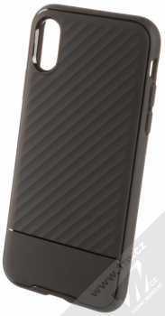 Spigen Core Armor odolný ochranný kryt pro Apple iPhone X, iPhone XS černá (black)