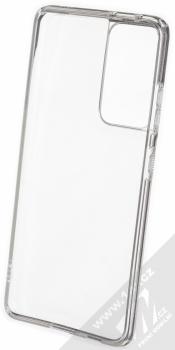Spigen Liquid Crystal ochranný kryt pro Samsung Galaxy S21 Ultra průhledná (crystal clear) zepředu