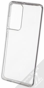Spigen Liquid Crystal ochranný kryt pro Samsung Galaxy S21 Ultra průhledná (crystal clear)