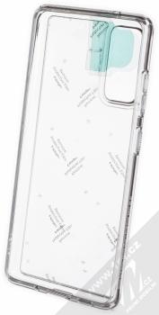 Spigen Ultra Hybrid odolný ochranný kryt pro Samsung Galaxy S20 FE průhledná (crystal clear) zepředu