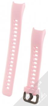 Tactical Single Color Strap silikonový pásek na zápěstí pro Huawei Band 4 růžová (pink)