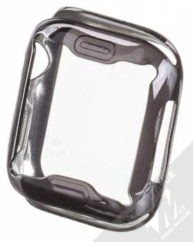 USAMS Full Protective Case ochranný kryt pro Apple Watch 40mm černá (black) zezadu