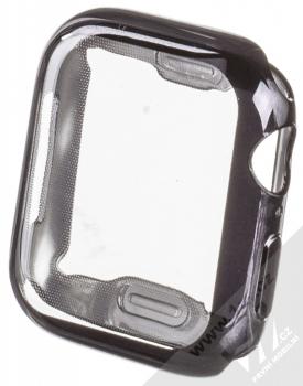 USAMS Full Protective Case ochranný kryt pro Apple Watch 40mm černá (black)