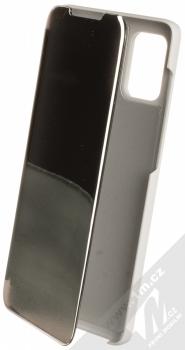 Vennus Clear View flipové pouzdro pro Samsung Galaxy A71 stříbrná (silver)