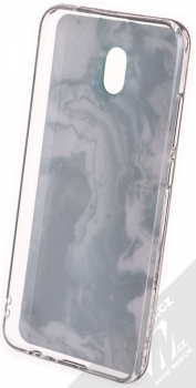 Vennus Stone Case ochranný kryt pro Xiaomi Redmi 8A zelený nefrit (green nephrite) zepředu