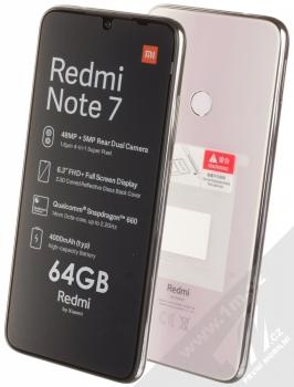 Xiaomi Redmi Note 7 4GB/64GB bílá (moonlight white)