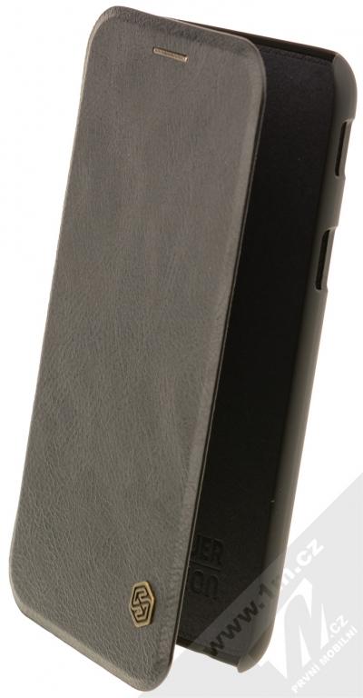 Nillkin Qin flipové pouzdro pro Samsung Galaxy J5 (2017) černá (black) 68f09935a03