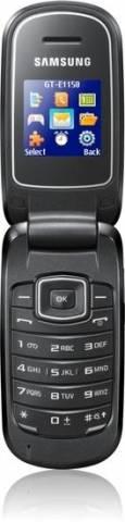 SAMSUNG E1150 + POUZDRO PIERRE CARDIN černá (absolute black) černá ... 196cb50b50b