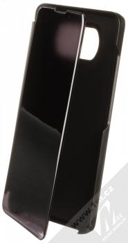 1Mcz Clear View flipové pouzdro pro Xiaomi Poco X3 NFC, Poco X3 Pro černá (black)