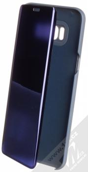 1Mcz Clear View flipové pouzdro pro Samsung Galaxy S8 Plus modrá (blue)