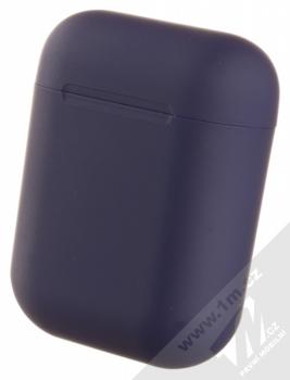 1Mcz i12 inPods Simple TWS Bluetooth stereo sluchátka modrá (blue) nabíjecí pouzdro