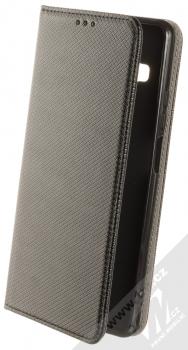 1Mcz Magnet Book Color flipové pouzdro pro Xiaomi Mi 10T Lite 5G černá (black)