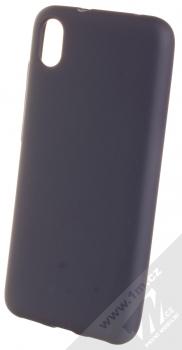 1Mcz Solid TPU ochranný kryt pro Xiaomi Redmi 7A tmavě modrá (navy blue)
