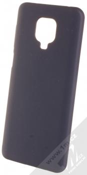 1Mcz Solid TPU ochranný kryt pro Xiaomi Redmi Note 9 Pro, Redmi Note 9 Pro Max, Redmi Note 9S tmavě modrá (navy blue)