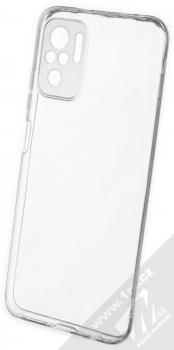 1Mcz TPU Skinny ochranný kryt pro Xiaomi Redmi Note 10 průhledná (transparent)
