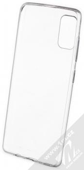 1Mcz TPU Super-thin supertenký ochranný kryt pro Samsung Galaxy A41 průhledná (transparent) zepředu