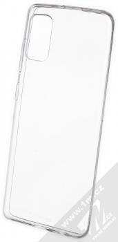 1Mcz TPU Super-thin supertenký ochranný kryt pro Samsung Galaxy A41 průhledná (transparent)