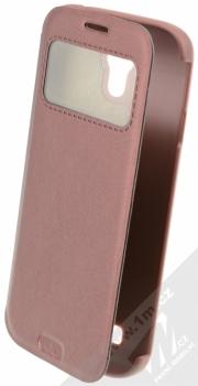 Kalaideng KA flipové pouzdro pro Samsung Galaxy S4, Galaxy S4 LTE-A tmavě červená (wine red)