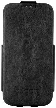 Bugatti UltraThin FlipCase flipové pouzdro pro Samsung Galaxy S4 Mini černá (black)