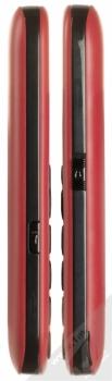 ALIGATOR A321 SENIOR červená černá (red black) zboku