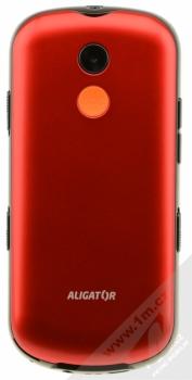 ALIGATOR A880 SENIOR červená (red) zezadu