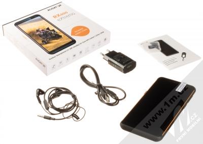 Aligator RX800 eXtremo černá oranžová (black orange) balení