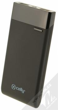 Celly PowerBank záložní zdroj 5000mAh s microUSB konektorem pro mobilní telefon, mobil, smartphone, tablet černá (black)