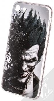 DC Comics Joker 002 TPU ochranný silikonový kryt s motivem pro Apple iPhone 7, iPhone 8 šedá (grey)