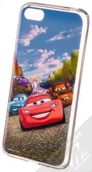 Disney Auta 001 TPU ochranný silikonový kryt s motivem pro Huawei Y5 (2018), Honor 7S vícebarevné (multicolored)