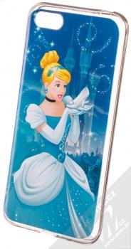 Disney Popelka 001 TPU ochranný silikonový kryt s motivem pro Huawei Y5 (2018), Honor 7S modrá (blue)