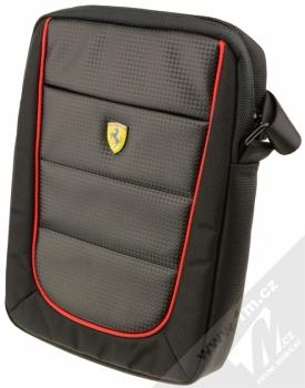 Ferrari Scuderia Universal Tablet univerzální taška přes rameno pro tablety až 10 palců (FESH10BK)