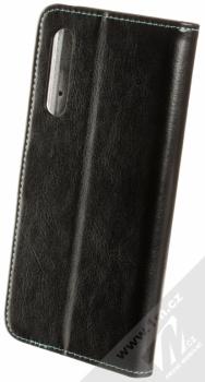 Fixed Opus flipové pouzdro pro Huawei P20 Pro černá (black) zezadu